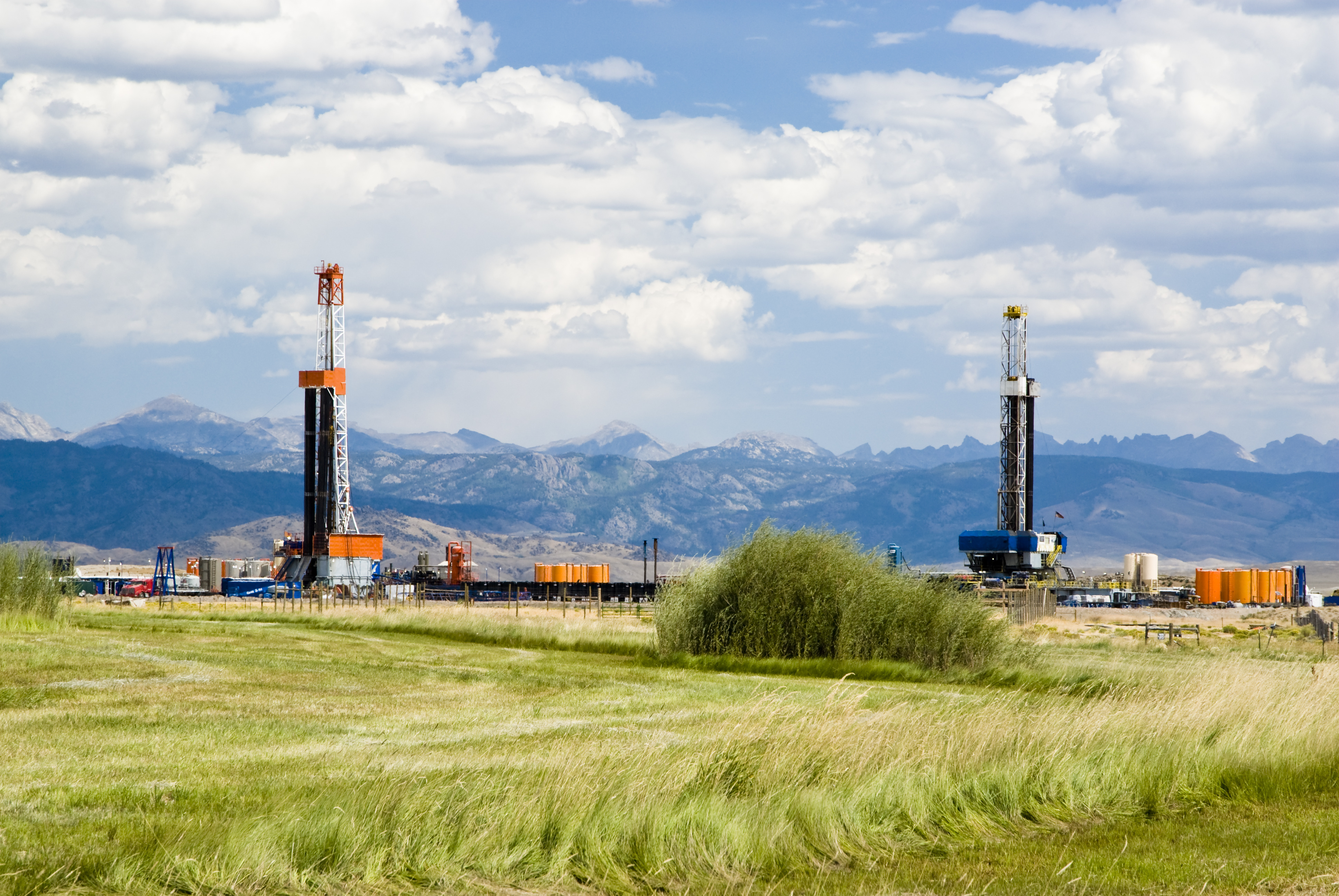 Drilling Rigs, Engines, & Fuels