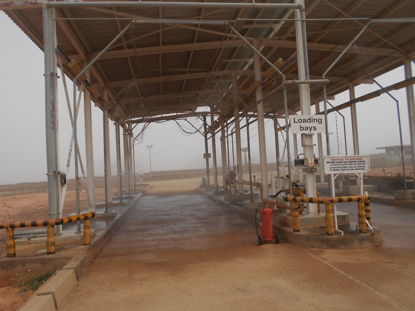 LPG Terminal Basics