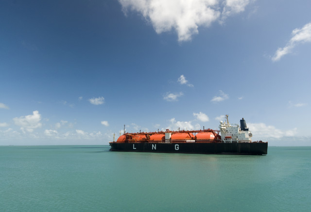 LNG Sector