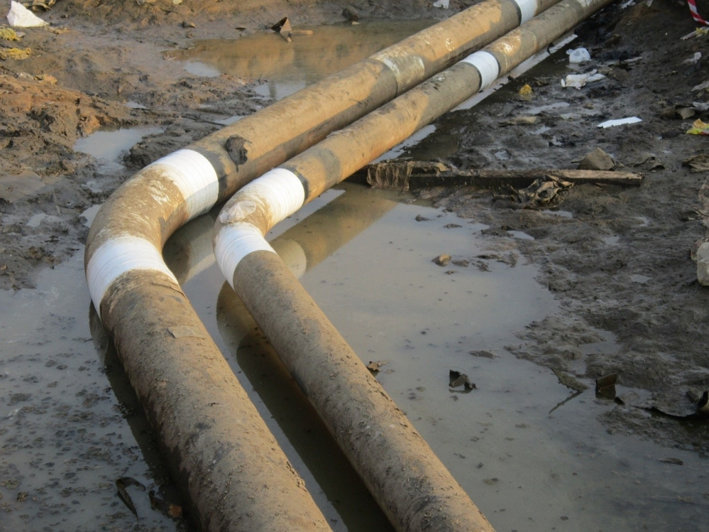 Pipeline Pigging System