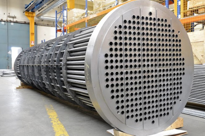 DESIGN OF SHELL AND TUBE HEAT EXCHANGER