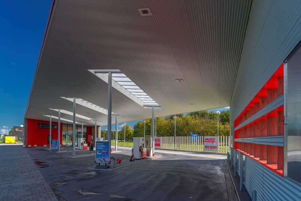 Architecture for The Modern Retail Fuel Station